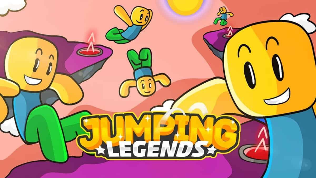 Roblox Jumping Legends - Lista de Códigos Mayo 2021