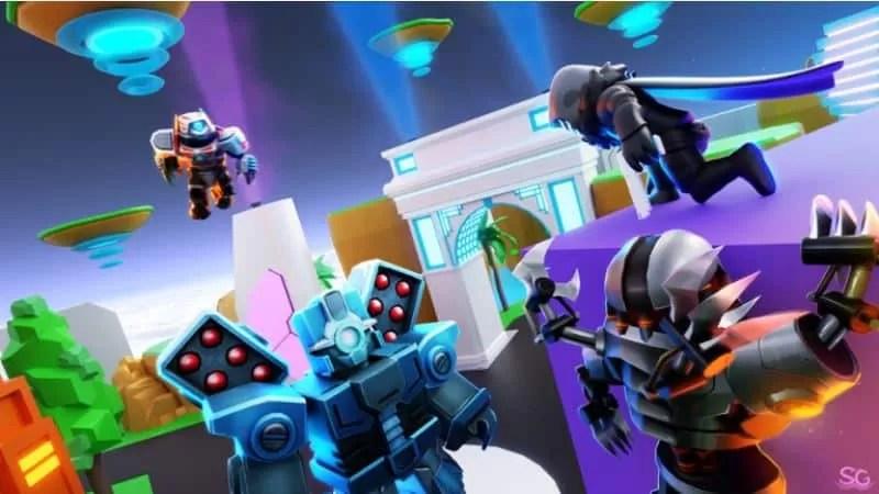 Roblox Laser Legends - Lista de Códigos Junio 2021