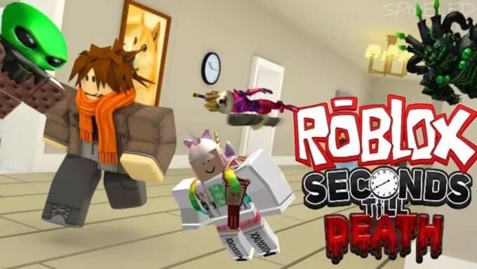 Roblox Seconds Till Death - Lista de Códigos Junio 2021