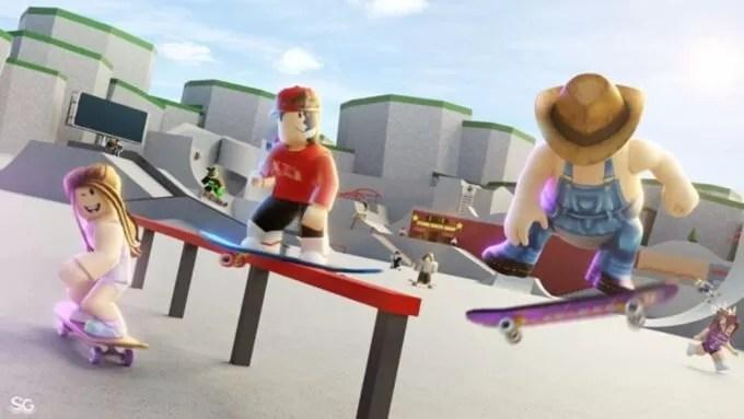 Roblox Skate Park - Lista de Códigos Mayo 2021