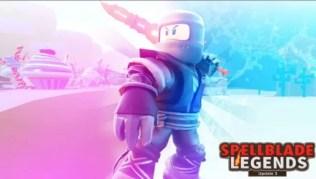 Roblox Spellblade Legends - Lista de Códigos Mayo 2021