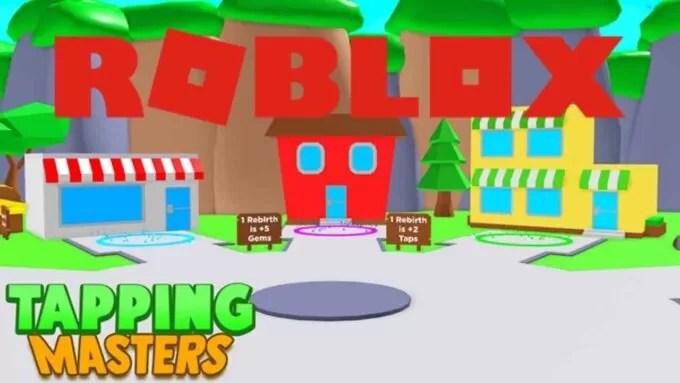 Roblox Tapping Masters - Lista de Códigos Mayo 2021