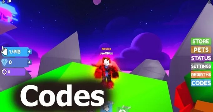 Roblox Wizard Tapping - Lista de Códigos Mayo 2021