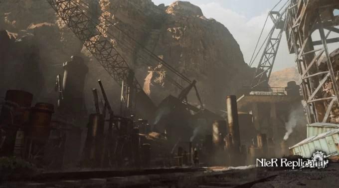 NieR Replicant Remaster – Misión secundaria El héroe más pequeño