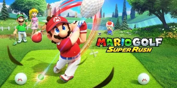 Nuevo trailer de Mario Golf Super Rush para Switch - Presentación del Modo Aventura y el personaje Pauline