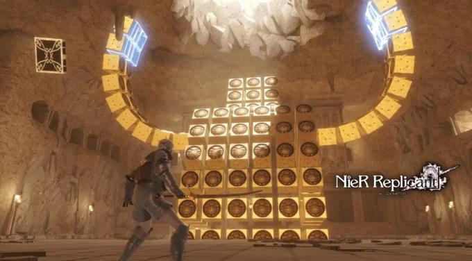 NieR Replicant Remaster – Misión secundaria Una ciudad renacida