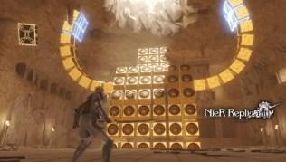 NieR Replicant Remaster – Misión secundaria Perturbando el descanso de los reyes