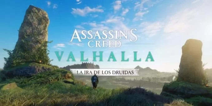 Assassin's Creed: Valhalla DLC Wrath of the Druids ambientato nell'Irlanda del IX secolo