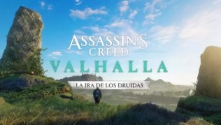 Assassin's Creed: Valhalla DLC Wrath of the Druids ambientado en la Irlanda del siglo IX