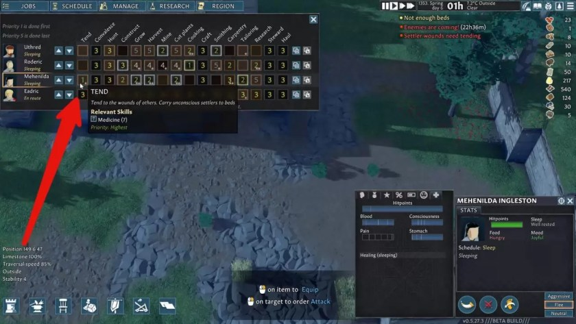 Going Medieval Beginners Guide How to Start a New Colony