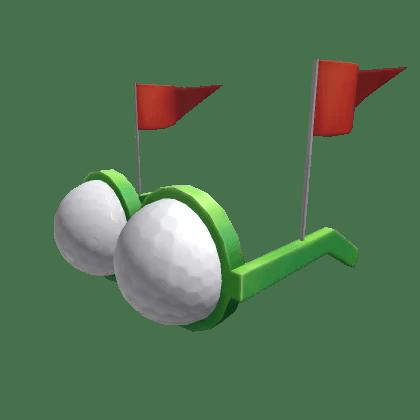 gafas de golf roblox gratis