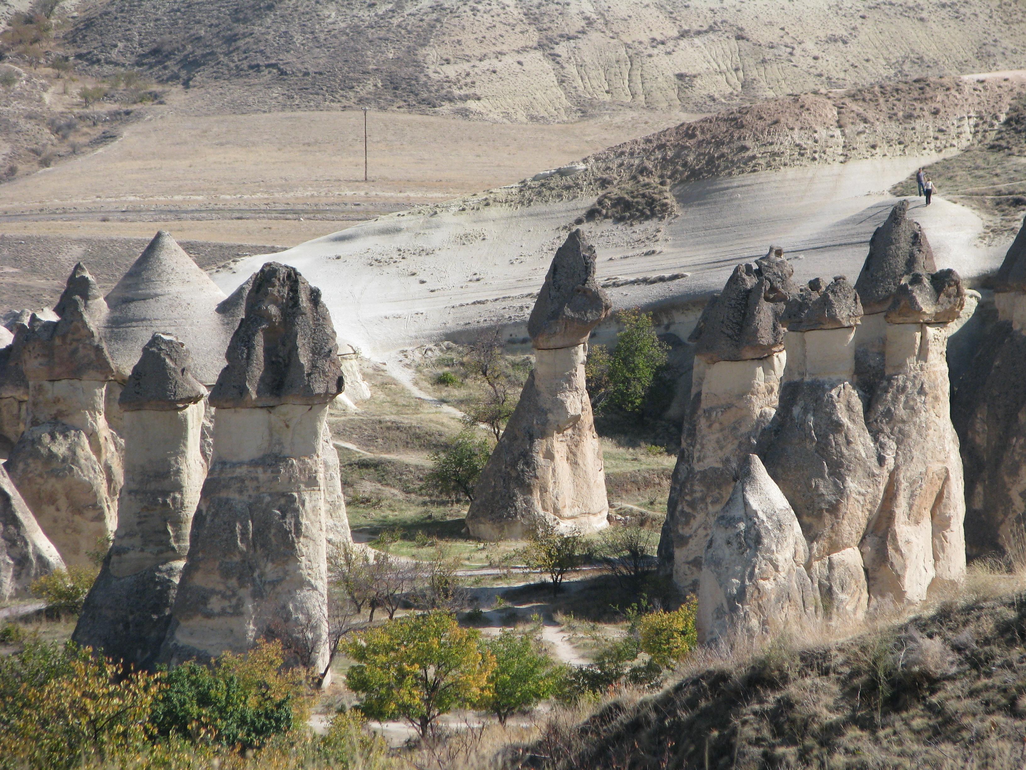 Capadocia  Turqua