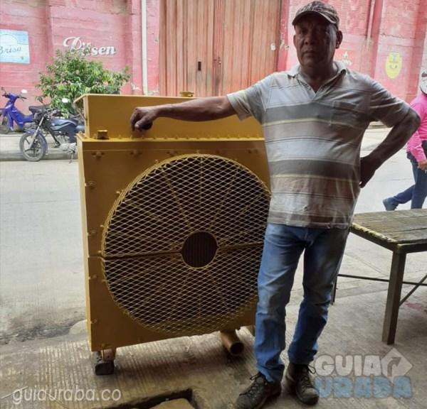 El Palacio del radiador