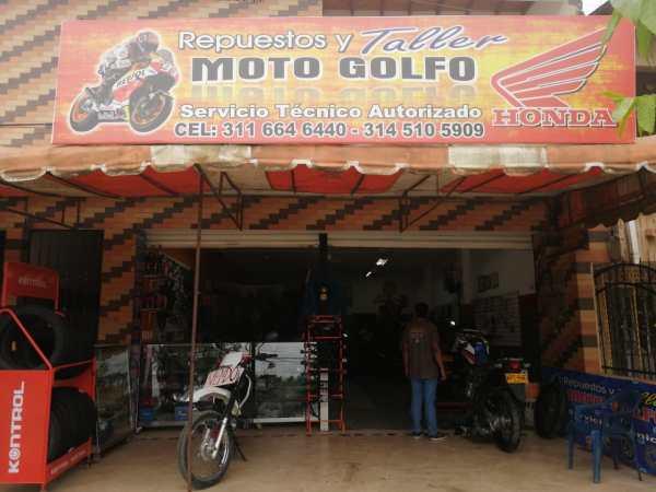Repuestos y Taller Moto Golfo