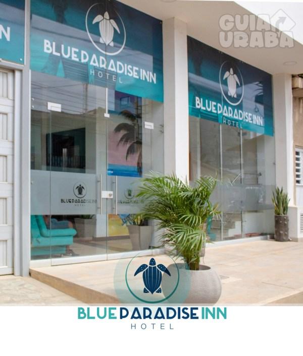 Hotel Blue Paradice en Turbo