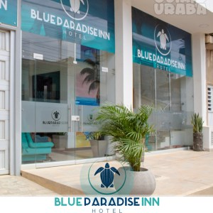 Hotel Blue Paradice en Turbo