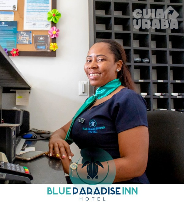 Personal - Hotel Blue Paradice