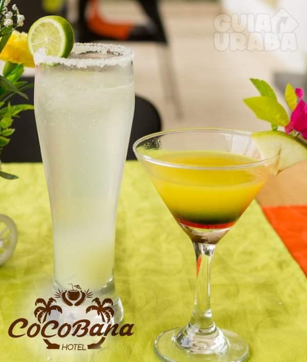 Hotel Cocobana -Bebidas
