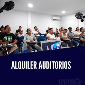 Escalar Alquiler de auditorios