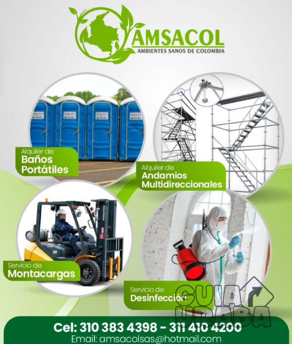 andamios multidireccionales