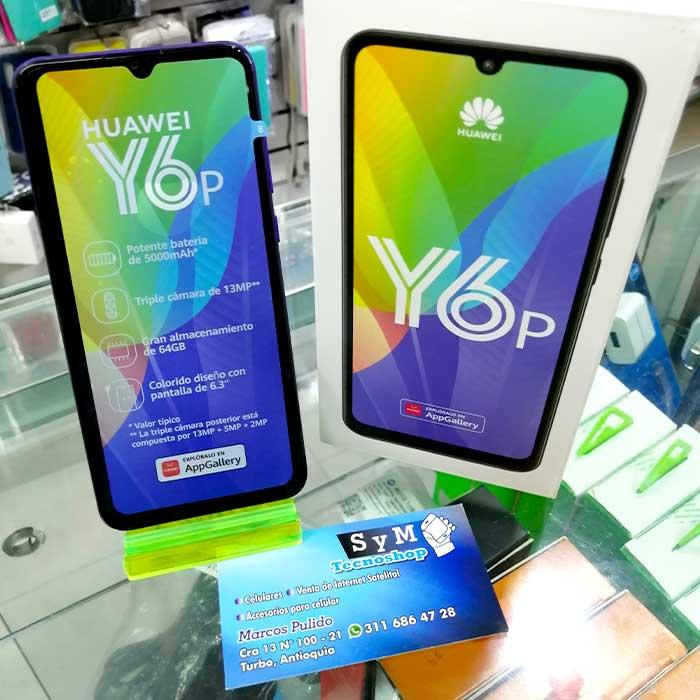 Celular Huawei Y6 ofertas