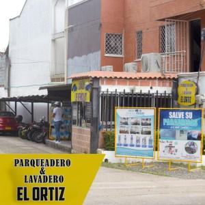 Parqueadero y lavadero el Ortiz