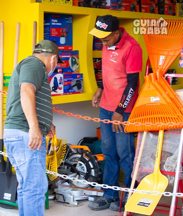 Ventas de la Ferretería en Apartadó Torniguayas
