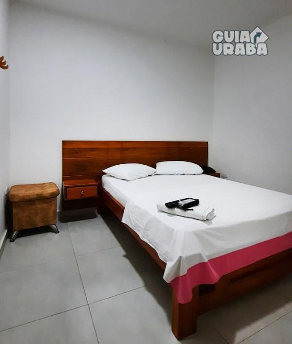 habitacion de hotel en apartahotel avenida las margaritas