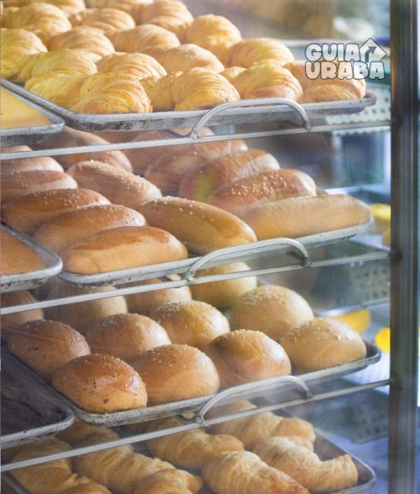 Panadería en Turbo Pastelpan panes