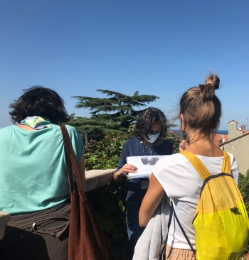 guida della bora walking tour trekking urbano visita guidata trieste Sabina Viezzoli