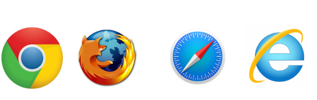 Browsers test: Chrome and Firefox vs. Safari and Explorer
