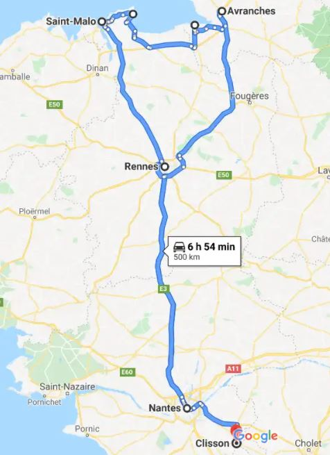 itinerario 2 normandia - guidaglinvstimenti.it