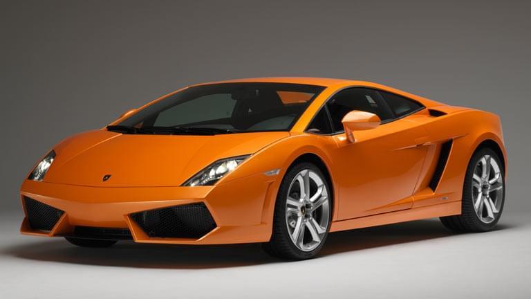 Lamborghini Gallardo, foto generica