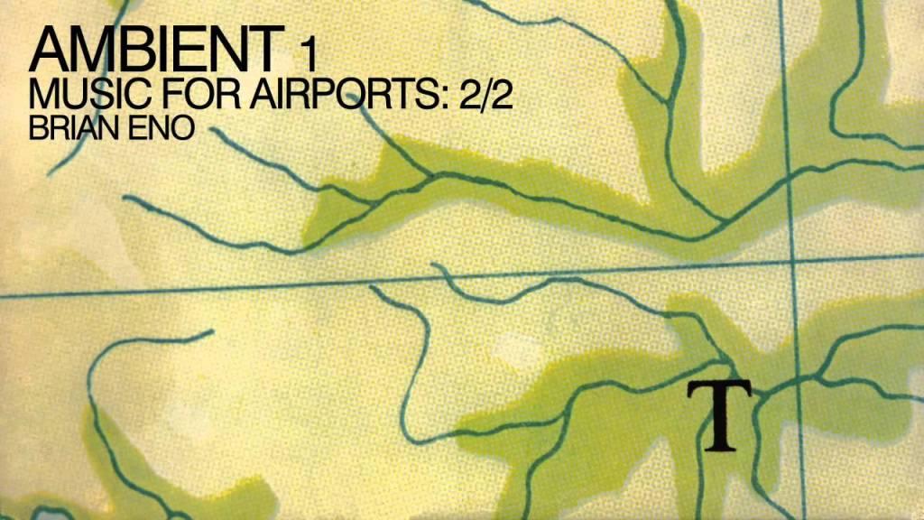 Music for the airports, la copertina dell'album di Brian Eno