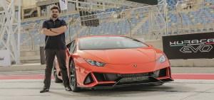 Lamborghini Macn Evo, foto da ufficio stampa