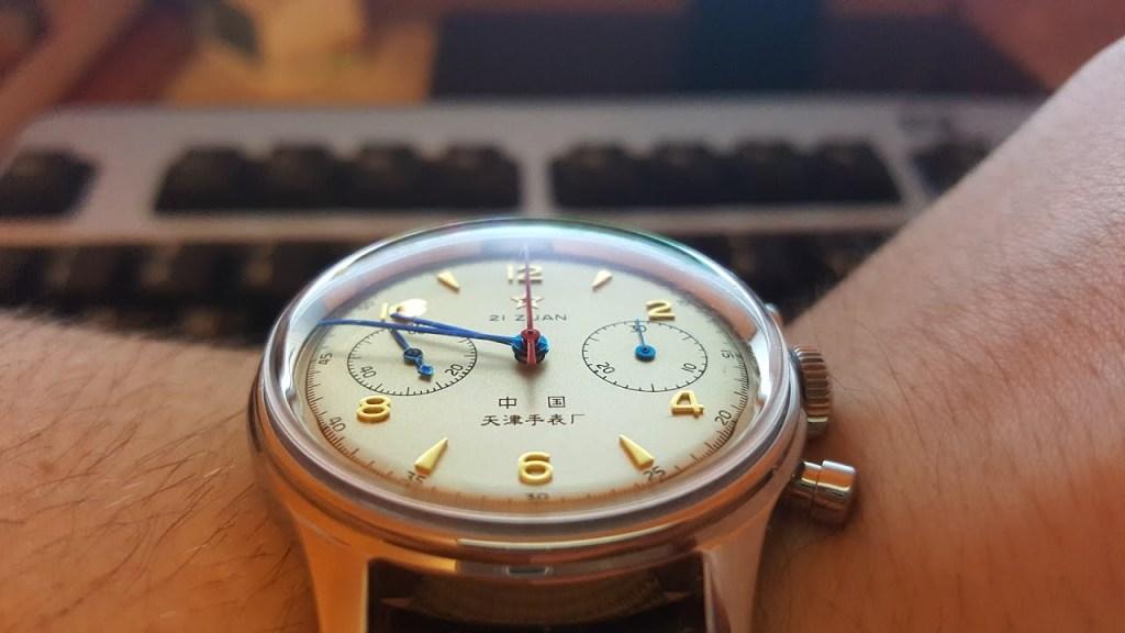 L'orologio Seagulll 1963