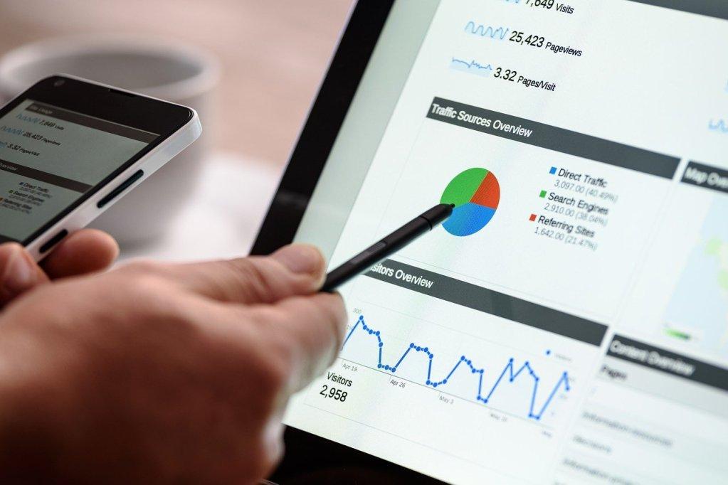 Fare marketing online, foto da Pixabay