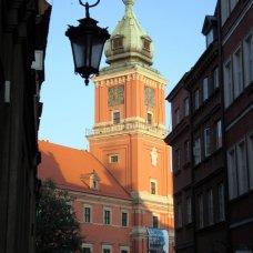 Margherita è la guida autorizzata del Castello Reale – la sede dei re polacchi e del parlamento.