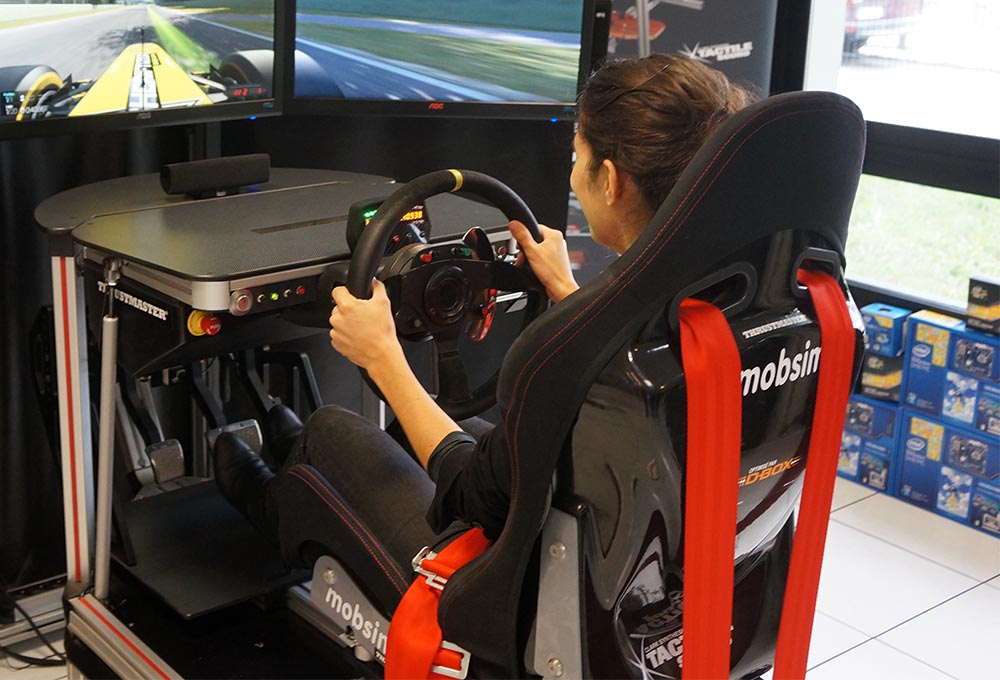 volant gamer