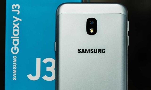Samsung J3 et J7