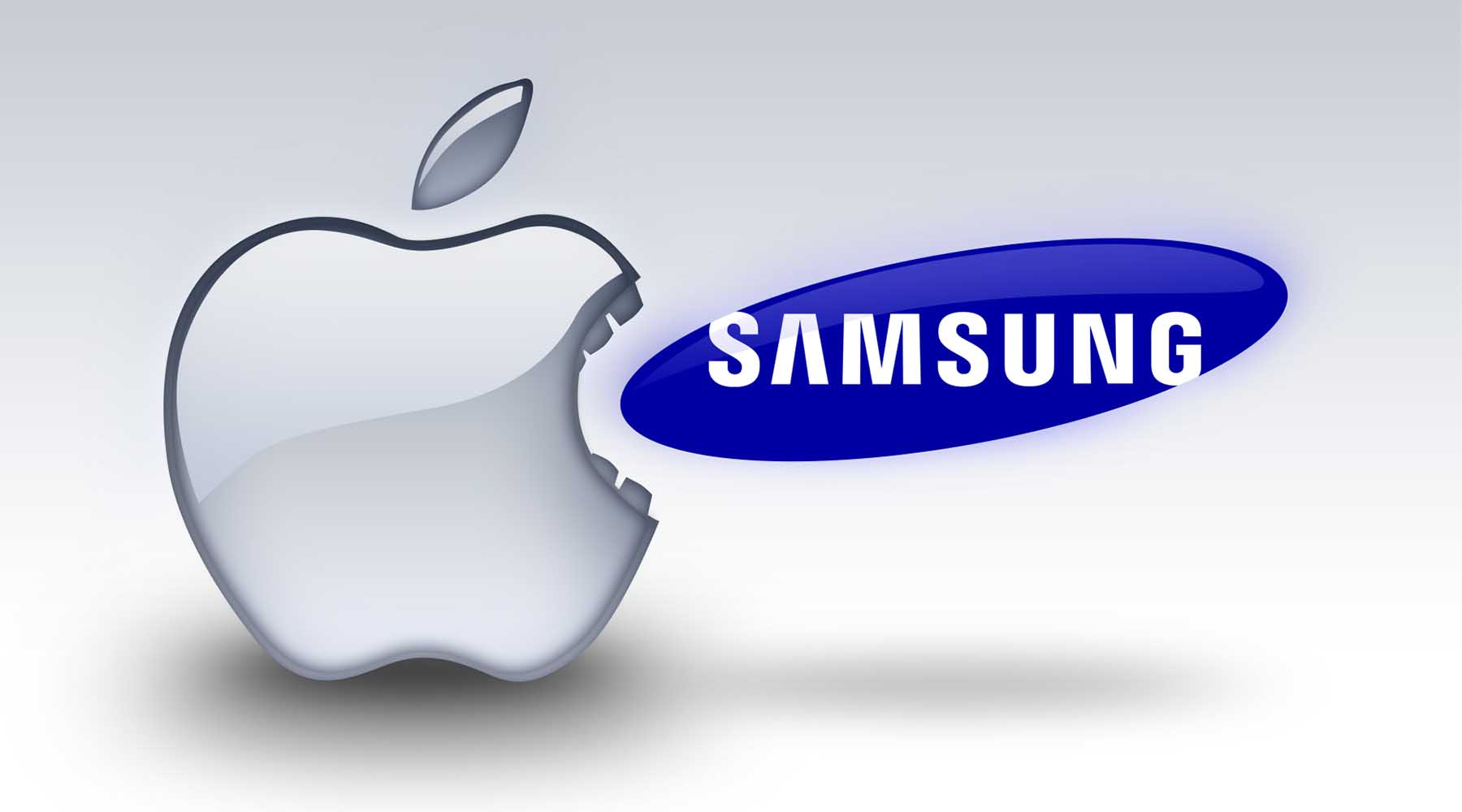 Apple et Samsung