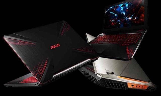 PC gaming portable Asus