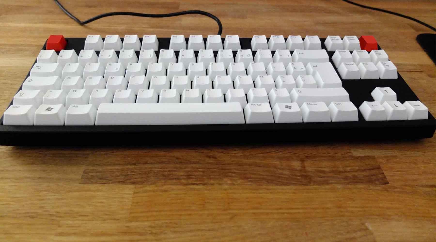 clavier à 105 touches
