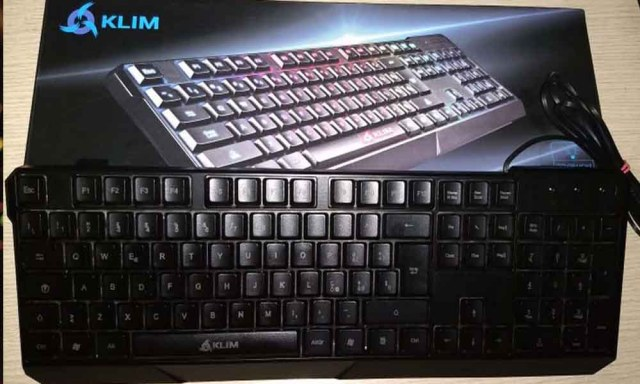 clavier mécanique