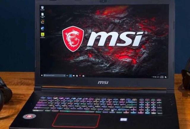 MSI GE73 RAIDER RGB