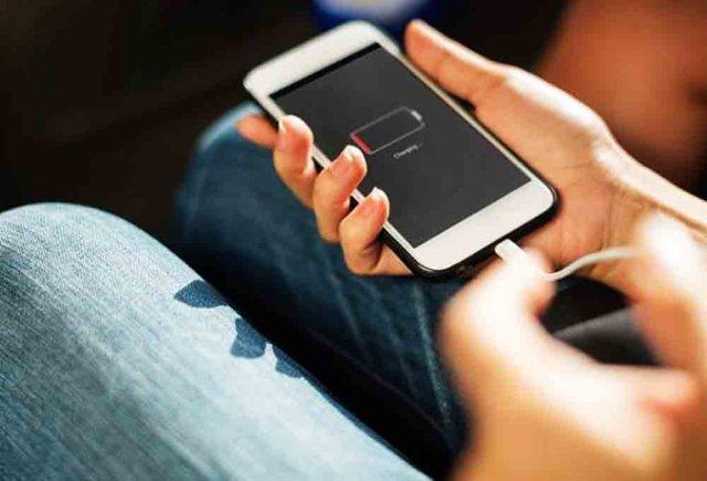 Batterie de Smartphone