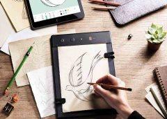 La tablette Slate, un nouveau dispositif de pointage qui facilite les dessins à la main