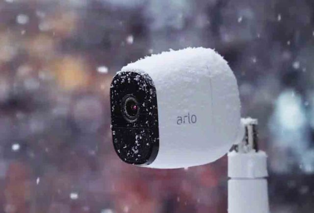 Kit caméra de surveillance Arlo