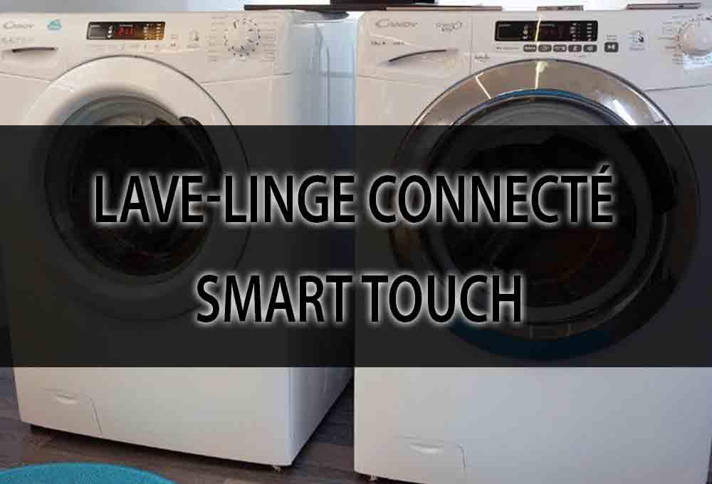 lave-linge connecté