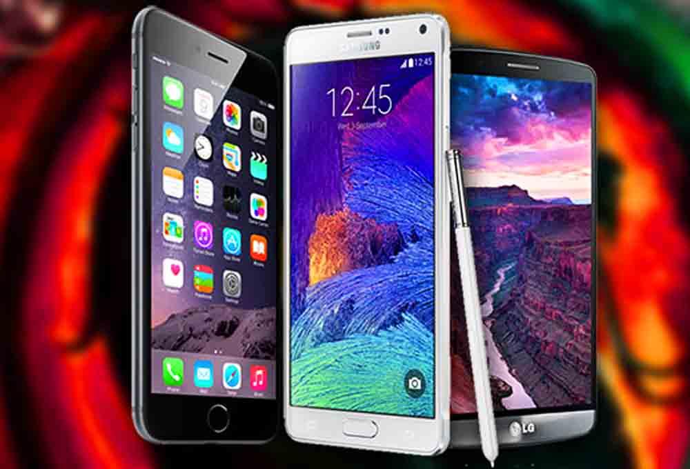 Promotion Smartphone Black Friday